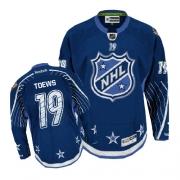 Jonathan Toews Jersey Reebok Chicago Blackhawks 19 Navy Blue 2012 Premier NHL Jersey