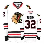 Kris Versteeg Jersey Reebok Chicago Blackhawks 32 Authentic White Man NHL Jersey