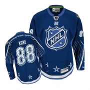 Patrick Kane Jersey Reebok Chicago Blackhawks 88 Navy Blue 2012 Authentic NHL Jersey