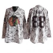 Patrick Kane Jersey Reebok Chicago Blackhawks 88 Camouflage Authentic NHL Jersey